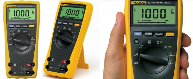 ตัวแทนจำหน่าย Fluke Multimeter (Authorized Distributor of